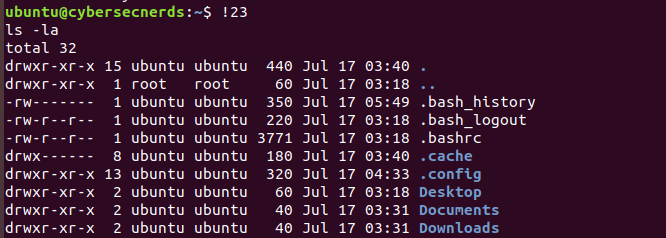 remember linux commands